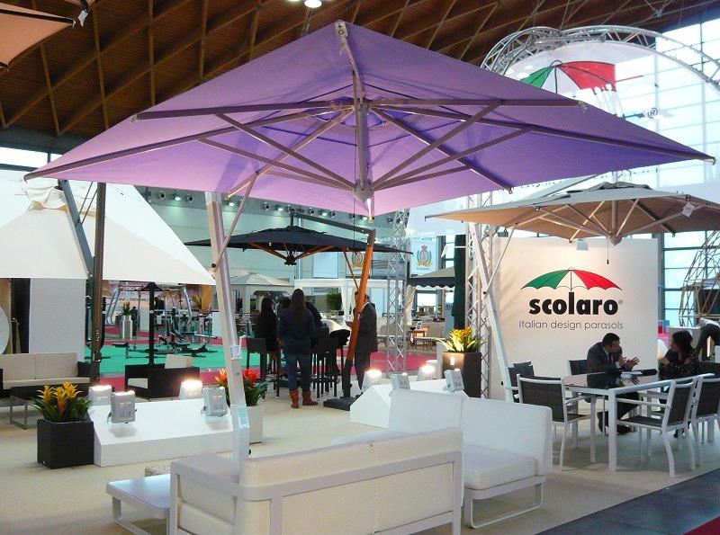 Milano braccio lilla scolaro parasol ombrelloni da for Ombrelloni da giardino milano