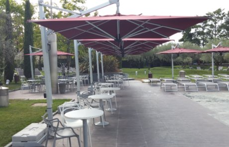 cantilever parasol patio umbrella
