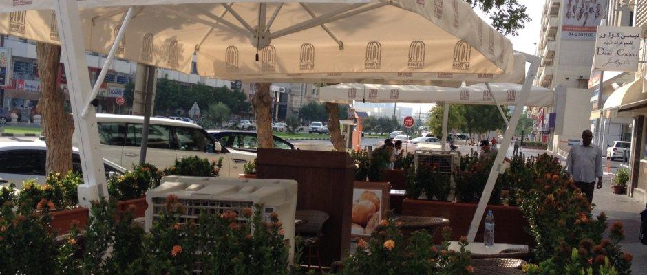 umbrella Rimini Braccio