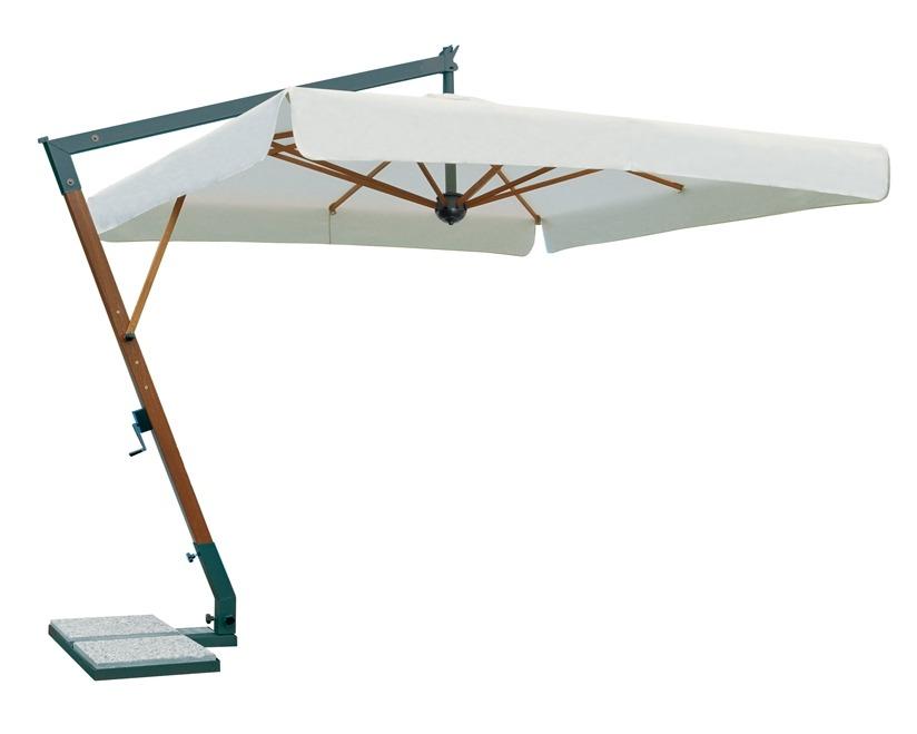 Torino braccio scolaro parasol ombrelloni da giardino for Ombrelloni da giardino milano