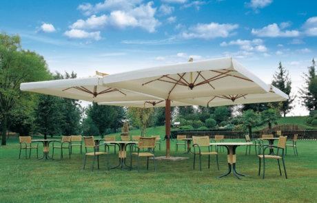 giant parasol professional use