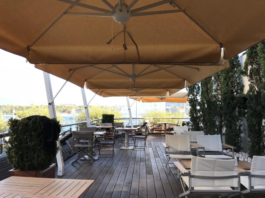 Milano Braccio @ Grand Hotel Kempinski Geneva